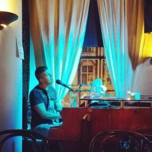 Nick Piano Kensington 2013