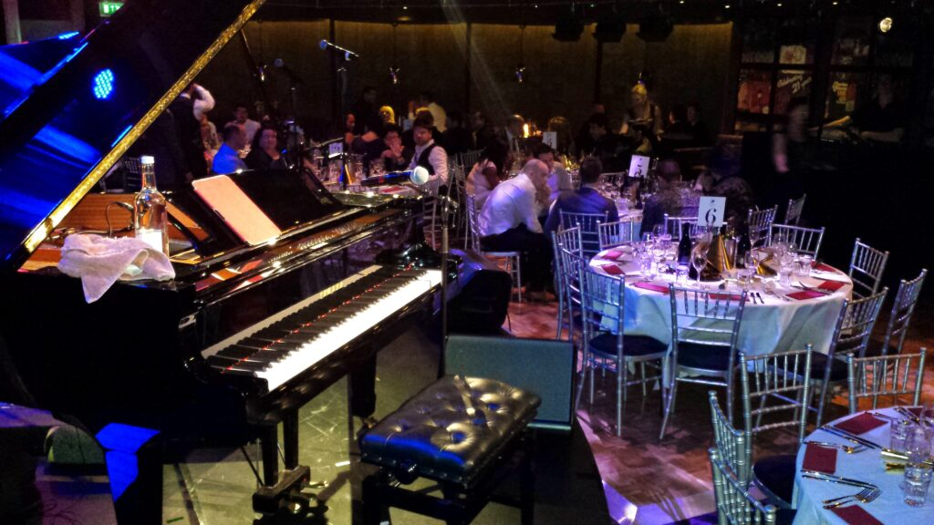 Pianoman - New Year's Eve London Hippodrome casino